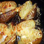recette Pommes de terre roties a l emmental
