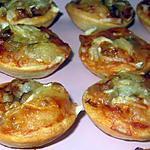 recette Mini Pizza