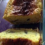 recette Cake aux champignons