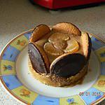recette Délices chocolat mandarines
