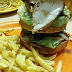 recette Big Hamburger  maison