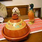 recette TAJINE D'AGNEAU AUX FRUITS SECS