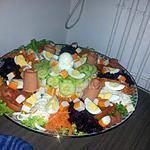 recette salade bien composé