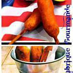 recette Mini Corn Dog