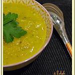 recette Mouliné de légumes WW