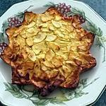 recette Gateau invisible aux pommes (thermomix)