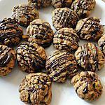 recette Biscuits au gingembre et à la pistache