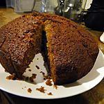 recette Gâteau moelleux au gingembre frais de David Lebovitz