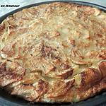 recette Matafan aux pommes comme un clafoutis