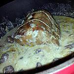 recette Rôti de porc au marrons