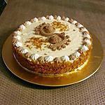 recette Bavarois chocolat poires