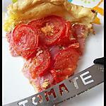 recette Tarte Tomate & Bacon