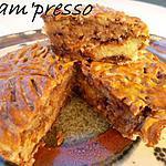 recette Galette comtoise chococo