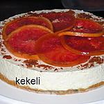recette Cheesecake aux agrumes