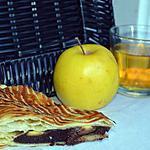 recette Galette des rois frangipane, chocolat et pommes