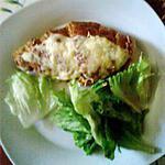 recette croissant au jambon maison