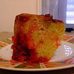 recette Gateau au yaourt à la pistache -type danette-  (et pralines rouges!!)