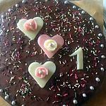 recette gâteau d'anniversaire (génoise )