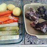 recette Pot au feu de chèvre (spécialité des Hautes-Alpes)