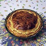 recette Tarte à la frangipane