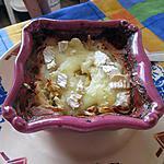 recette gratin champignons pommes de terre au camenbert