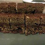recette Gateau noisettes/amandes fourre