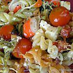 recette GRATIN OU SALADE DE TORSADES
