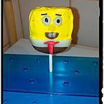 recette cake pops bob l'éponge