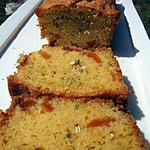 recette Cake aux graines d'angélique et abricots secs