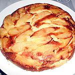 recette TORTA DI RICOTTA ET MELE (ricotta et pommes)