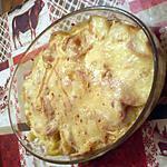 recette tartiraclette au lardons et saucisson à l'ail