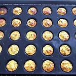 recette Mini quiches sans pâte saumon fumé poireaux
