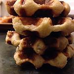 recette Gaufres Liégeoises (15 environ)