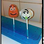 recette cake pop barbapapa et son baby's