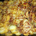 recette Pommes de terre boulangère