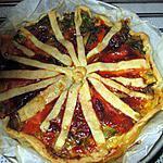 recette recette de quiche   thon    surimi avocat chévre  ,    recette d italmo revisitée