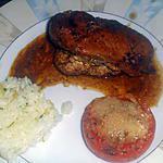 recette blanc de poulet et riz
