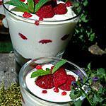 recette Trifle à la framboise