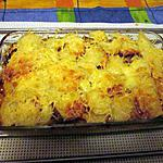 recette gratin d agneau  pommes de terre