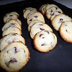 recette Mini cookies