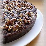 Gâteau au chocolat & aux flocons d'avoine