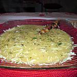 recette potage  pomme  de terre,  chou_fleur,   chipolata