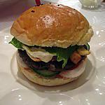 recette Hamburger au boeuf haché