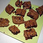 recette carrés moelleux choco-coco