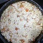recette risotto,poulet,carotte,courgette