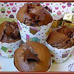 recette Muffins à la pâte de gavottes