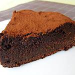 recette Moelleux au chocolat de Pierre Hermé