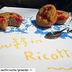 recette Ooo Muffin Ricotta / groseilles ooO