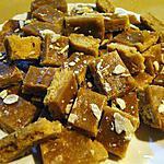 recette Carrés au gingembre