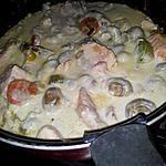 recette Blanquette de saumon